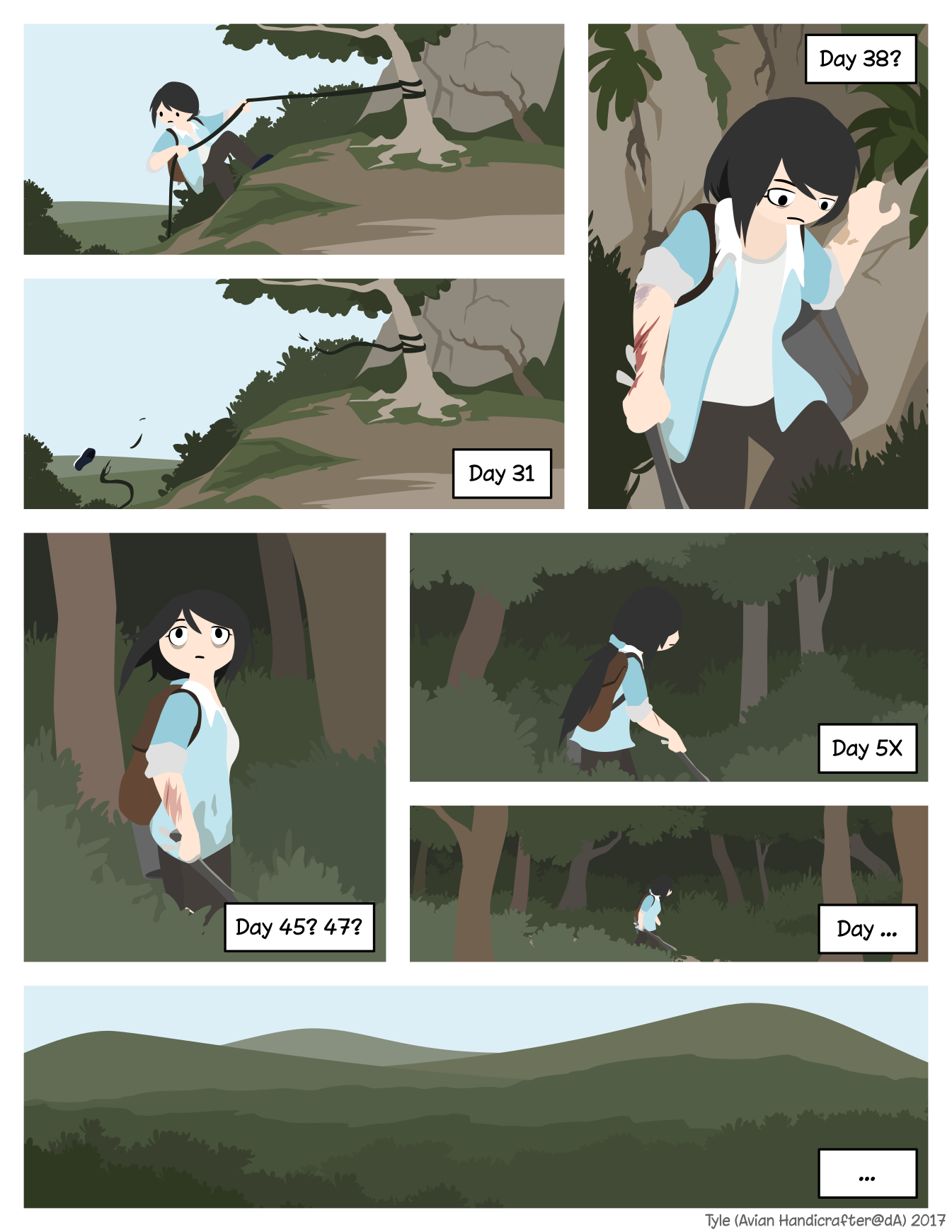 The Whale Fins - Chapter 1 page 11